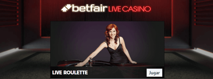 Casino de Betfair